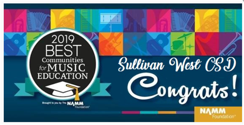 Award Winning, Nationally Recognized Music Education Community