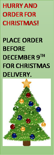 Sullivan West Clothing Holiday Shopping Online! Place orders by December 9th for delivery before Christmas
